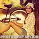 Photoshop Action Soft Sepia Color Effect - GraphicRiver Item for Sale