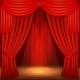 Red Curtains - GraphicRiver Item for Sale