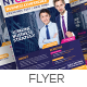 Conference Corporate Flyer - GraphicRiver Item for Sale