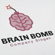 Brain Bomb Logo - GraphicRiver Item for Sale