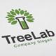Tree Lab Logo - GraphicRiver Item for Sale