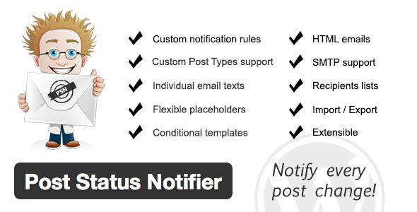 Codecanyon   Post Status Notifier Free Download free download Codecanyon   Post Status Notifier Free Download nulled Codecanyon   Post Status Notifier Free Download
