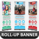 Corporate Roll-up Banner Vol 6 - GraphicRiver Item for Sale