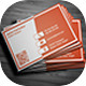 Classica Business Card - GraphicRiver Item for Sale