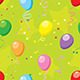 Balloons Seamless Pattern - GraphicRiver Item for Sale