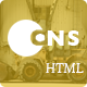 Constru - Build & Construction HTML Template - ThemeForest Item for Sale