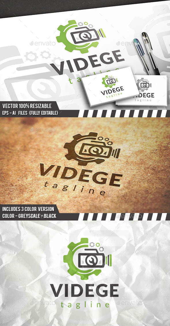 Video Gear Logo