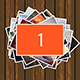 Stack Of Photos Templates - GraphicRiver Item for Sale