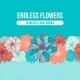 Hand-drawn Flowers Of Dahlia - GraphicRiver Item for Sale