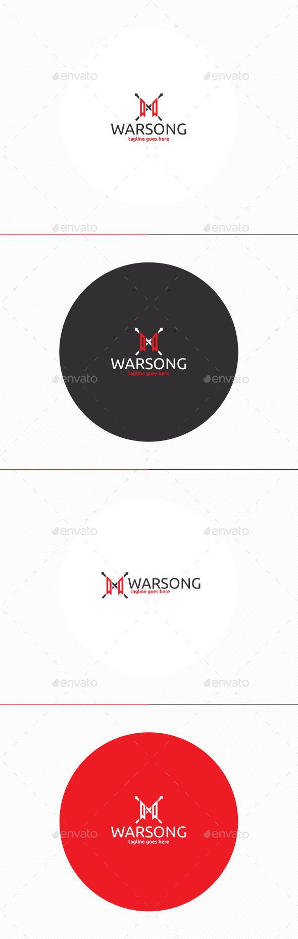Warsong Logo