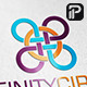 Infinity Circle Logo - GraphicRiver Item for Sale