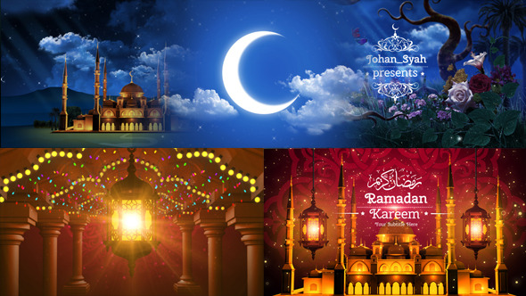 Ramadan Video Effects & Stock Videos from VideoHive