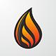 Fire Energy Logo - GraphicRiver Item for Sale