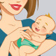 Mother and Baby - GraphicRiver Item for Sale