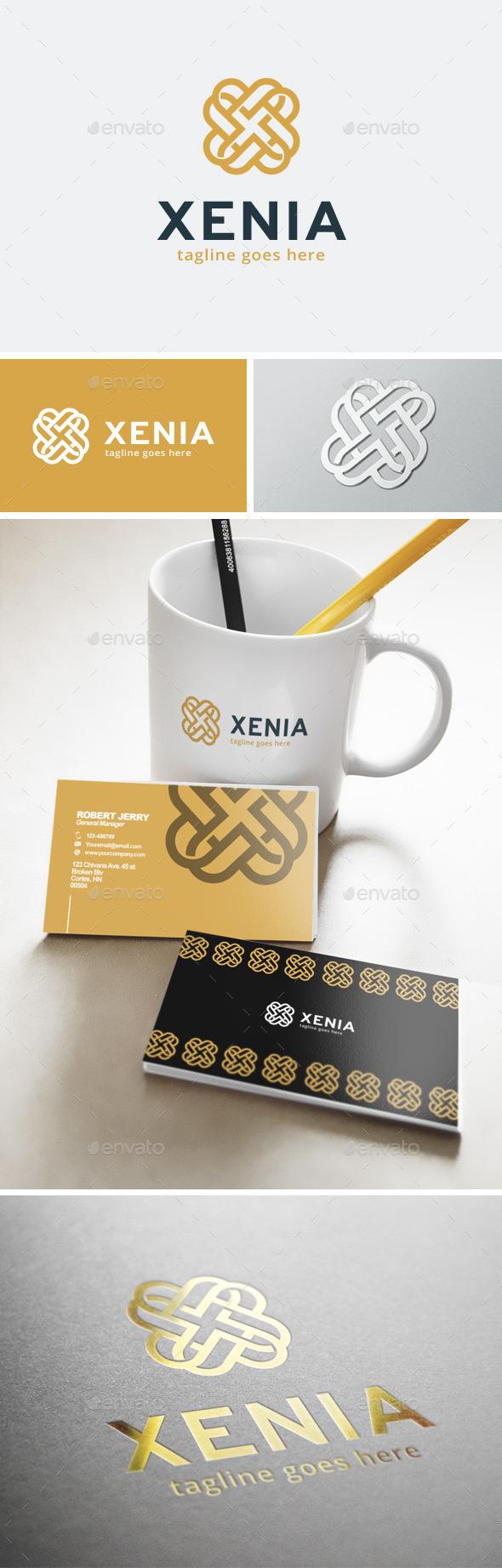 Xenia Logo