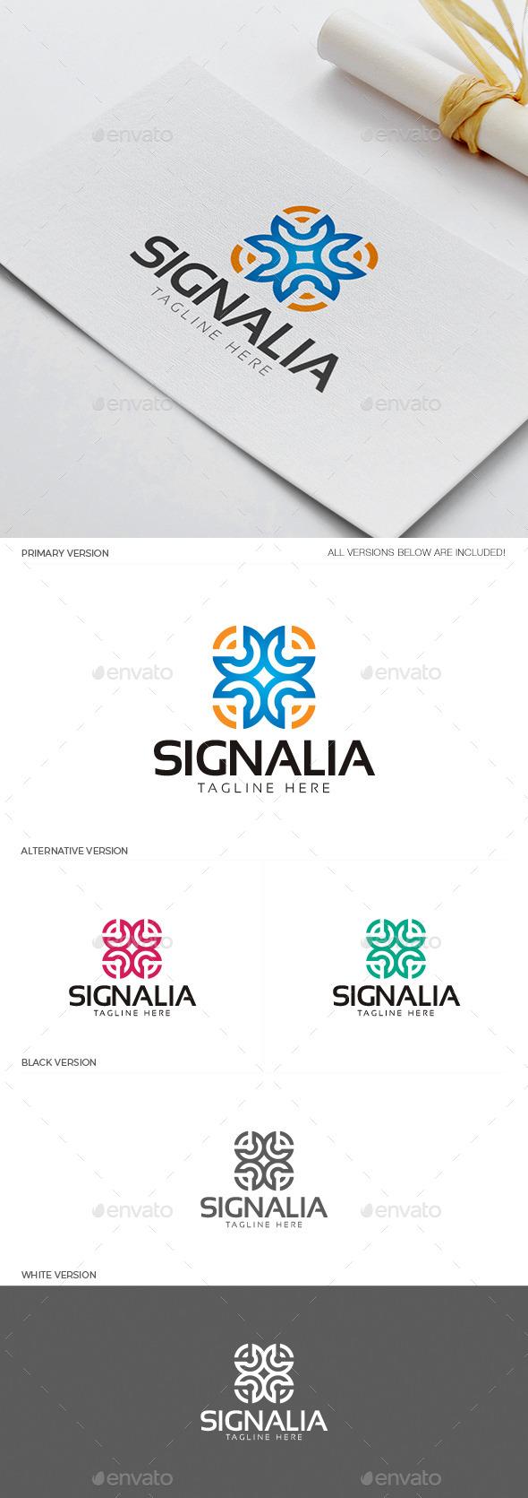 Signalia Logo