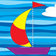 Greeting Cards With Boat - GraphicRiver Item for Sale