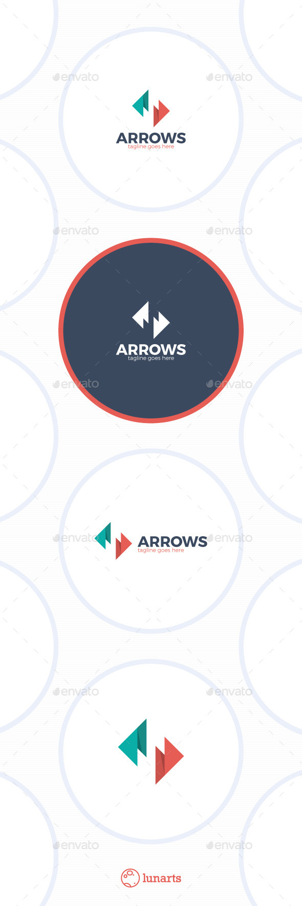 Double Letter Logos From Graphicriver