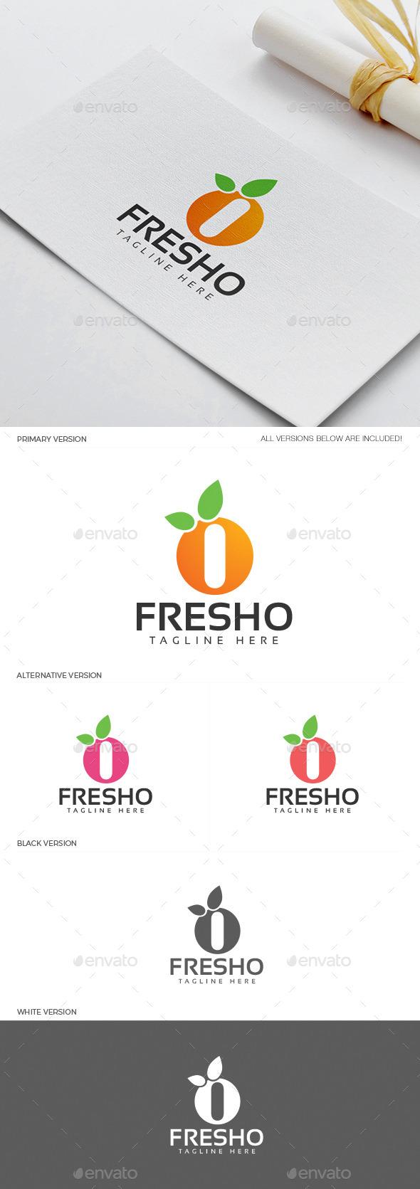 Fresho Logo