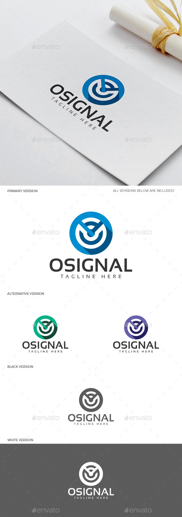 Osignal Logo