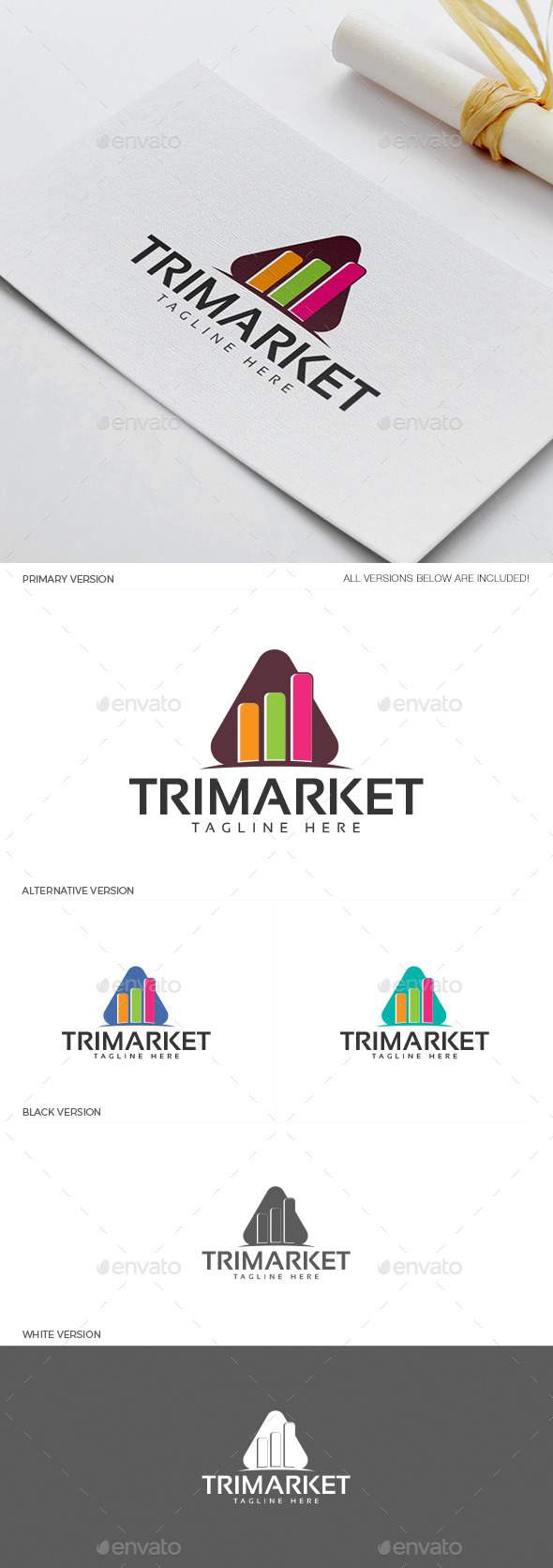 Trimarket Logo