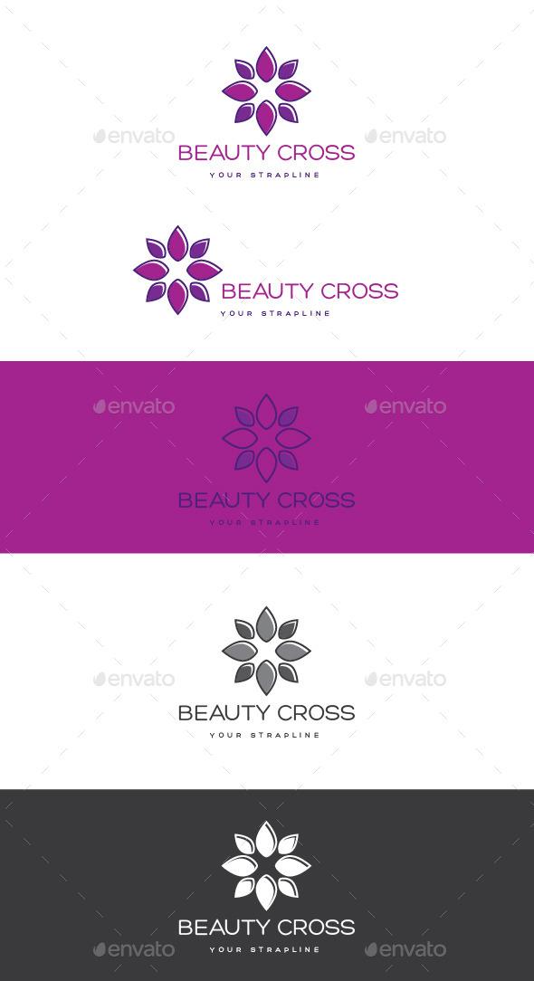 Beauty Cross Logo