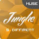 Junghe - Personal & Portfolio Muse Template - ThemeForest Item for Sale