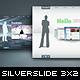 SilverSlide - premium portfolio theme (3x2) - ThemeForest Item for Sale