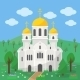 Orthodox Church - GraphicRiver Item for Sale