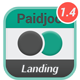 Paidjoo | Business & List Builder Landing Page - ThemeForest Item for Sale