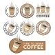 Disposable Coffee Cup Design with Text - GraphicRiver Item for Sale