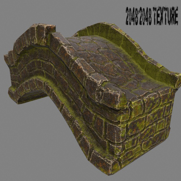 Rock and Stone 3D Models from 3DOcean