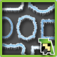 Frozen Borders & Frames - GraphicRiver Item for Sale