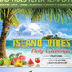 Island Vibes Flyer - GraphicRiver Item for Sale