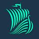 Fantasy Ship Logo Template - GraphicRiver Item for Sale