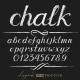 Chalk Alphabet - GraphicRiver Item for Sale