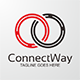 Connect Way Logo - GraphicRiver Item for Sale
