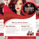 Beauty Salon Spa  - Flyer - GraphicRiver Item for Sale