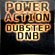 Powerful Action Dubstep DnB - AudioJungle Item for Sale
