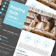 Study Course flyer - GraphicRiver Item for Sale