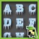 Frozen Alphabet, Numbers & Symbols - GraphicRiver Item for Sale