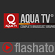 Aqua TV Broadcast Graphic Package - VideoHive Item for Sale