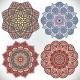 Mandala Set - GraphicRiver Item for Sale