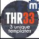3 Unique Templates Pack - VideoHive Item for Sale