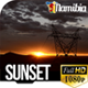 Rainy Sunset  - VideoHive Item for Sale