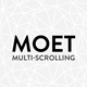MOET - Multi-Scrolling Coming Soon Template - ThemeForest Item for Sale
