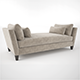 Crate and Barrel Marlowe Daybed Sofa - 3DOcean Item for Sale