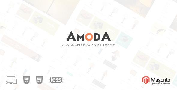 SNS Amoda - Responsive Magento Theme