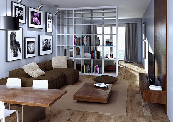 Vray Interior Setup CG Textures & 3D Models from 3DOcean