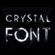 Crystal Font Pack with Shapes and Titles - VideoHive Item for Sale